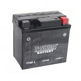 Batterie YT6B3 + à droite