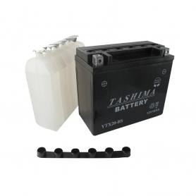 Batterie YTX20BS + à gauche - sans entretien