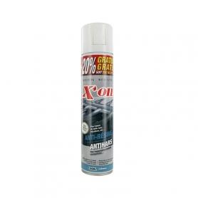 Aérosol X'OIL anti-résine 250ml + 20% gratuit