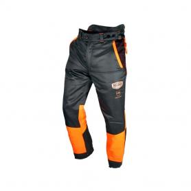 Pantalon de bûcheronnage SOLIDUR Taille M - Norme CE EN381-5