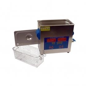 Nettoyeur à ultrason digital pour carburateurs - capacité réservoir 6L et puissance ultrason 150 W