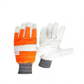 Gants de tronçonnage UNIVERSEL Taille S - Norme EN388-3133 - EN381-7