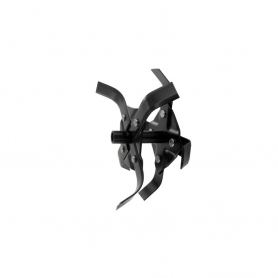 Etoile gauche ou droite 225mm pour motobineuse PUBERT 12230 - 0320010027
