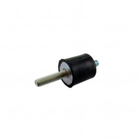 Silent bloc universel mâle / mâle diamètre 30 mm - M8 - 14/32 mm
