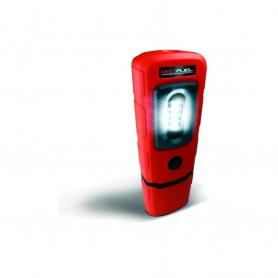 Lampe torche à LED 200 Lum avec chargeur mural et câble USB