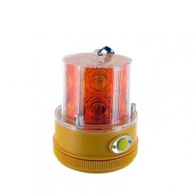 Gyrophare à LED sur deux étages