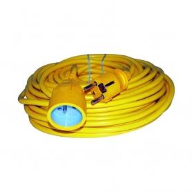 Rallonge électrique PVC UNIVERSELLE longueur 50m