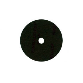 Rondelle de friction UNIVERSELLE en fibre diamètre 76 mm alésage 9,5 mm
