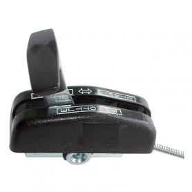 Commande d'accélération AYP - SNAPPER - Longueur câble 1270mm - Longueur gaine 1200mm
