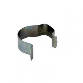 Serre gaine acier chromé - Diamètre 22 mm