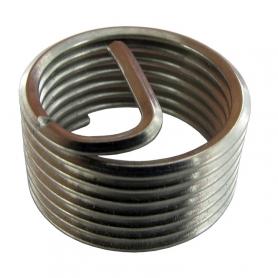 Insert fileté M14 x 1,25 pour bougie - Longueur 11,10 mm