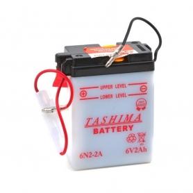 Batterie 6N22A + à droite