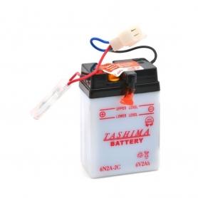 Batterie 6N2A2C + à gauche