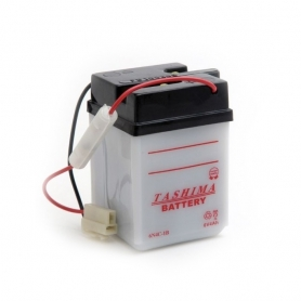 Batterie 6N4C1B + à droite