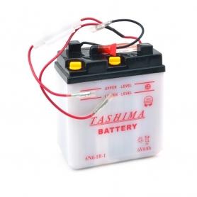 Batterie 6N61B1 + à droite