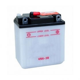 Batterie 6N63B + à droite
