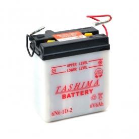 Batterie 6N61D2 + à droite