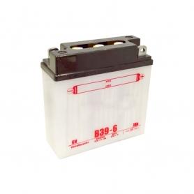 Batterie B396 + à droite