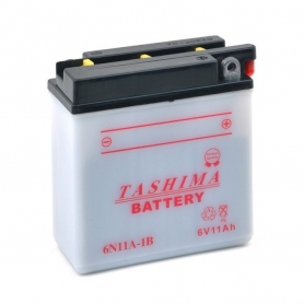 Batterie 6N11A1B + à droite