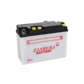 Batterie B546 + à gauche
