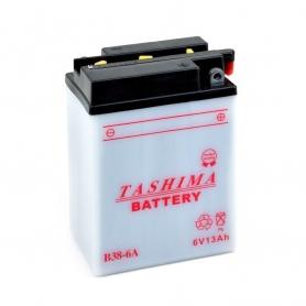 Batterie B386A + à droite