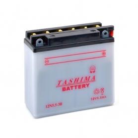 Batterie 12N553B + à droite