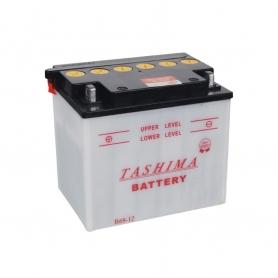 Batterie B6812 + à gauche