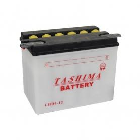 Batterie YHD412 + à gauche