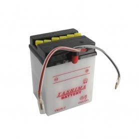Batterie YB25LC + à droite