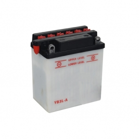 Batterie YB3LA + à droite