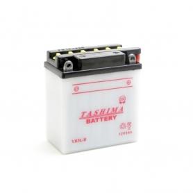 Batterie YB3LB + à droite