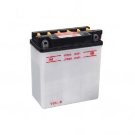 Batterie YB5LB + à droite