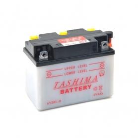 Batterie 6YB8LB + à droite