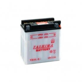 Batterie YB10LB + à droite