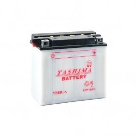 Batterie YB18LA + à droite