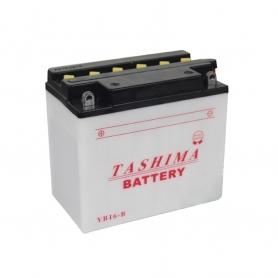Batterie YB16B + à gauche