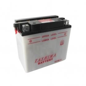 Batterie YB16BA1 + à gauche