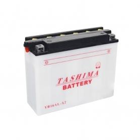 Batterie YB16ALA2 + à droite