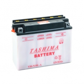 Batterie Y50N18LA + à droite