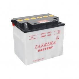 Batterie Y60N24LA2 + à droite