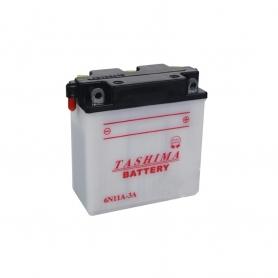 Batterie 6N11A3A + à droite