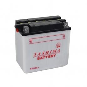 Batterie YB16BA + à gauche
