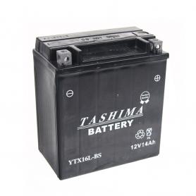 Batterie YTX16LBS + à droite - sans entretien