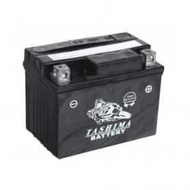 Batterie YTX4LBS + à droite