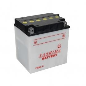 Batterie YB30LB + à droite
