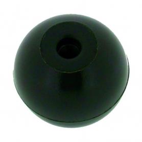 Boule de levier UNIVERSELLE diamètre int M6 - extérieur 20 mm