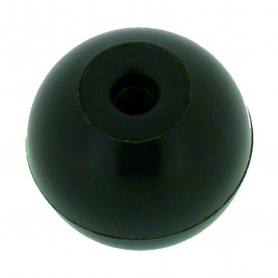 Boule de levier UNIVERSELLE diamètre int M8 - extérieur 25 mm