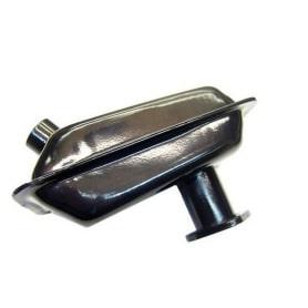 Pot d'échappement moteur LOMBARDINI - INTERMOTOR 5460048 - 5460-048