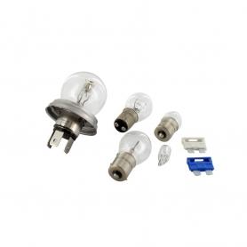 Coffret 5 ampoules 12V