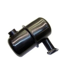 Pot d'échappement moteur LOMBARDINI - INTERMOTOR 5640400 - 5640-400